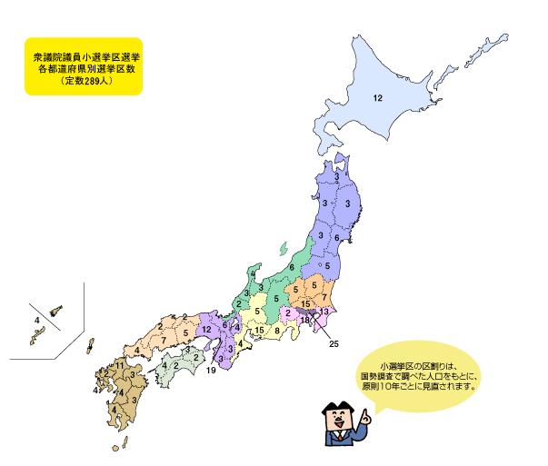 小選挙区選挙