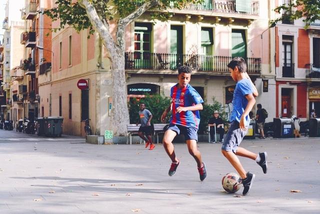 プロサッカー選手になる為に必要な練習量