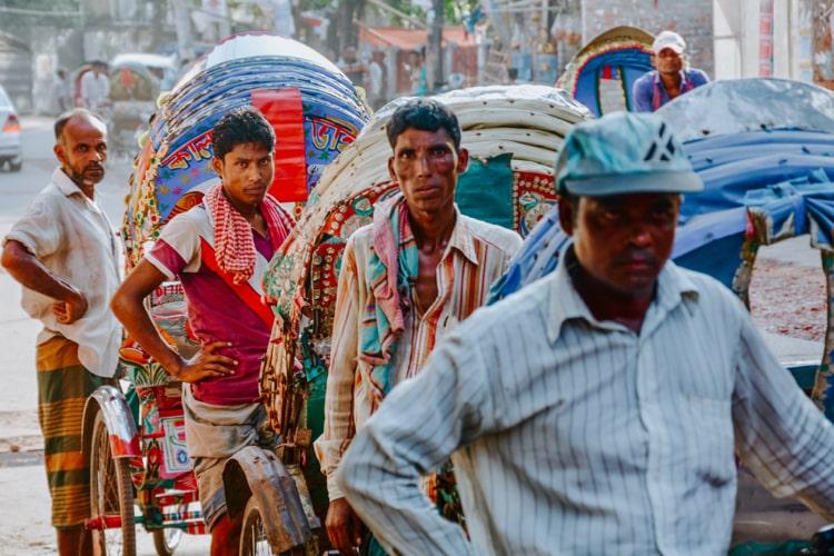 バングラデシュの歴史・政治・宗教と国民の生活