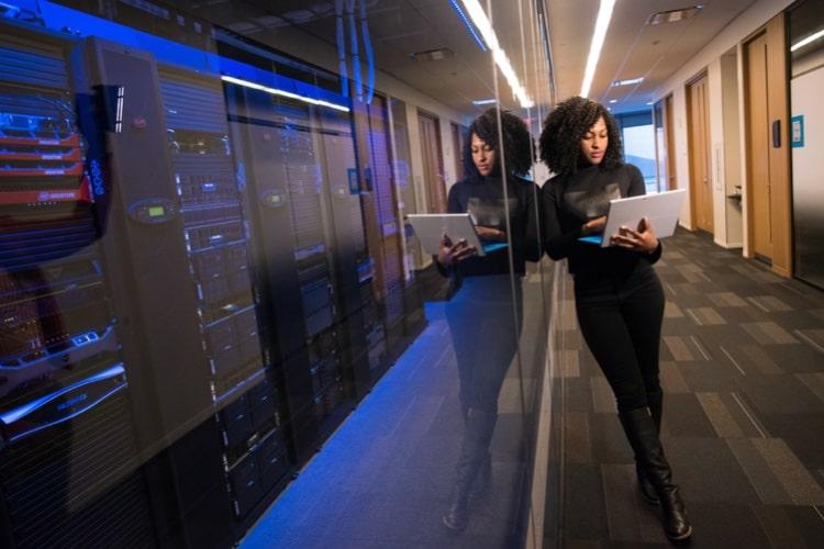 クライアントサーバのサーバサイド・三層アーキテクチャ