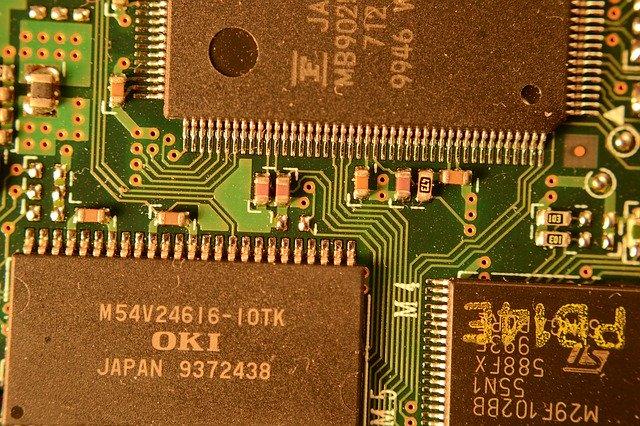 集積回路【IC】前工程