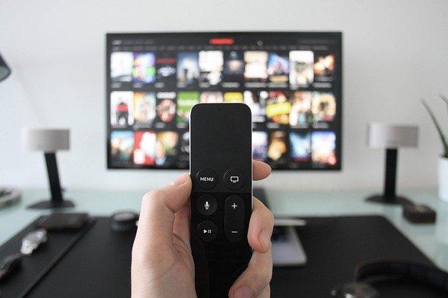 テレビ放送のコンテンツ