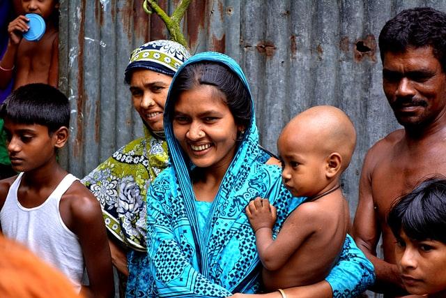 バングラデシュ国民の信仰宗教と生活