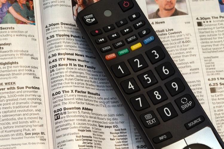 インドのテレビ事情とインドでテレビ放送の視聴方法