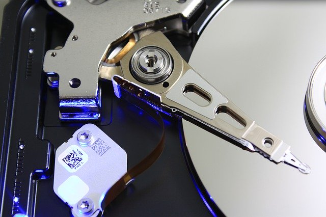 HDDの基本動作