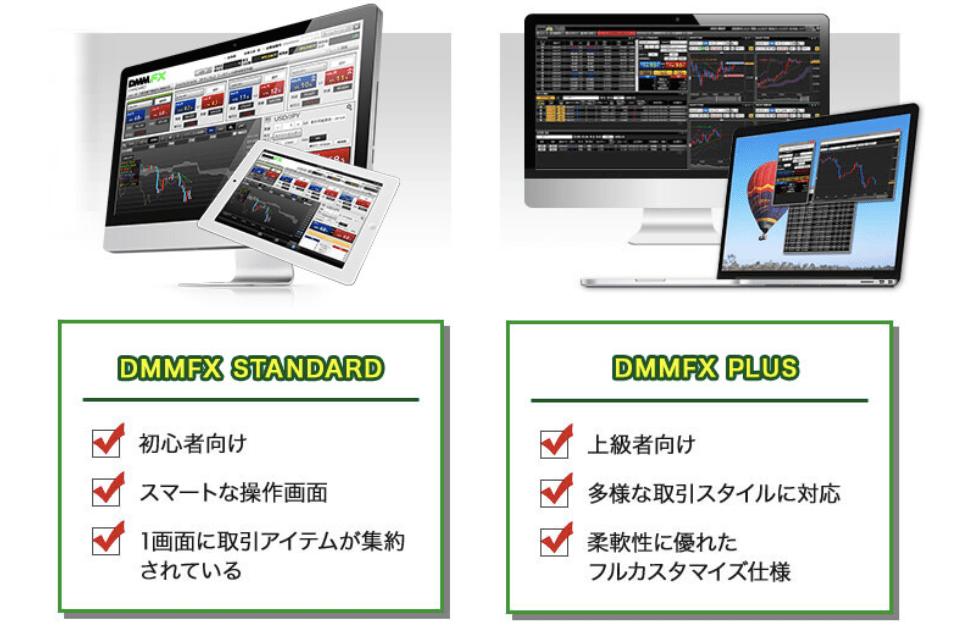 DMM FX・パソコン用アプリ