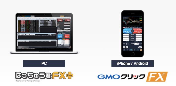 GMOクリック証券・FXネオ・取引ツール